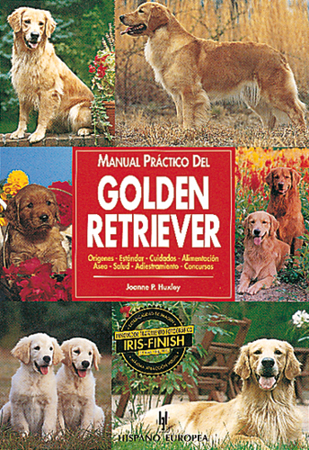 Manual práctico del golden retriever