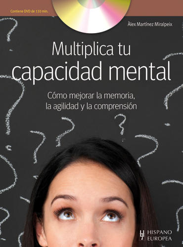 Multiplica tu capacidad mental (+DVD)